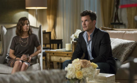 "Devious Maids Finale Preview: Mark Deklin on Nick's ""Mea Culpa,"" Flashbacks To Come"