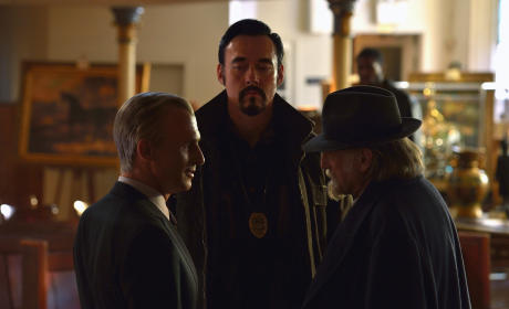 The Strain Season 2 Episode 13 Review: Night Train