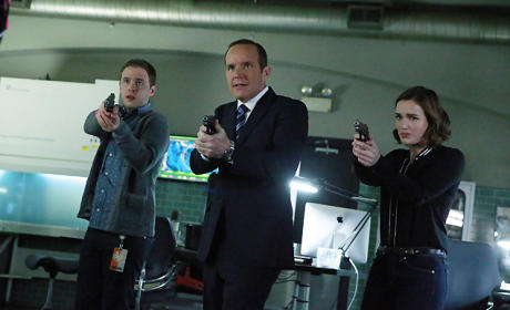 What grade would you give Agents of S.H.I.E.L.D. Season 2?