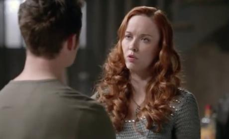 The Originals Clips: Elijah vs. Klaus!