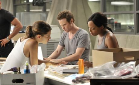 Jaden, Thom and Alex