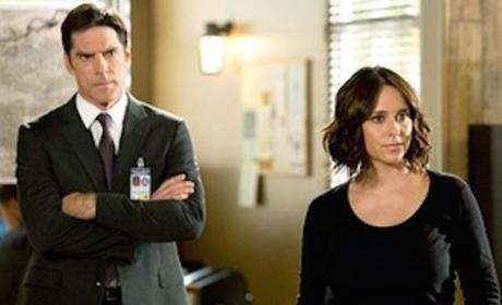 Jennifer Love Hewitt on Criminal Minds: First Look!
