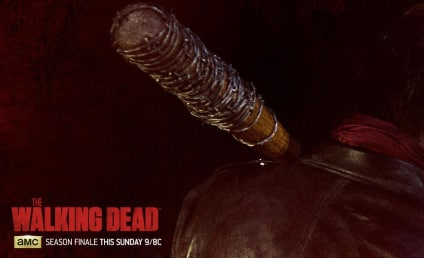 The Walking Dead First Look: Negan and Lucille Are Coming