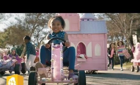 GoldieBlox Super Bowl Ad