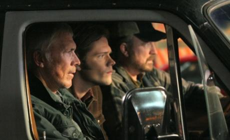 Scene from Supernatural