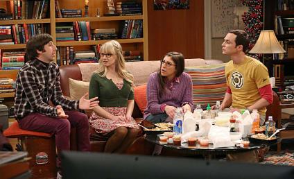 The Big Bang Theory Review: C-3P-Wee Herman