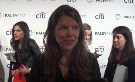 Caroline Dries PaleyFest Interview