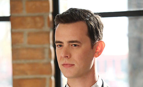 Colin Hanks on NCIS