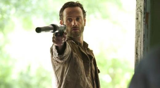 The Walking Dead Season 3 Premiere Pic