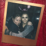 Nina Dobrev and Julie Plec