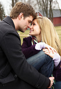 Daniel Cosgrove and Marcy Rylan