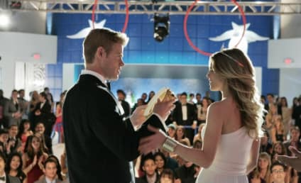 "90210 Review: ""The Prom Before the Storm"""