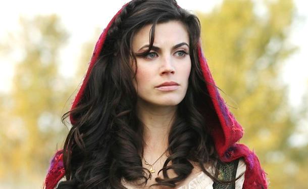 Ruby/Red Riding Hood