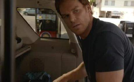 Dexter Season 7: First (Fast) Footage!