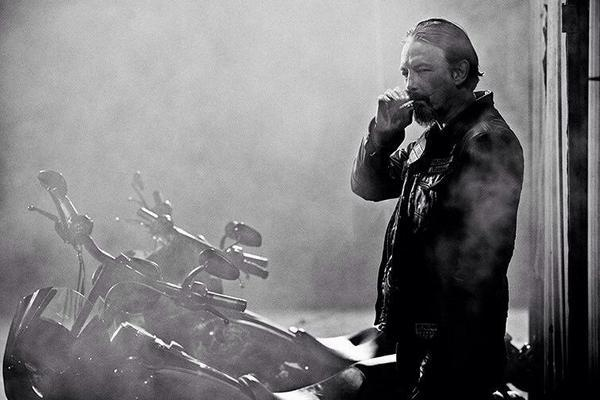 Chibbs Promo Pic - Sons of Anarchy