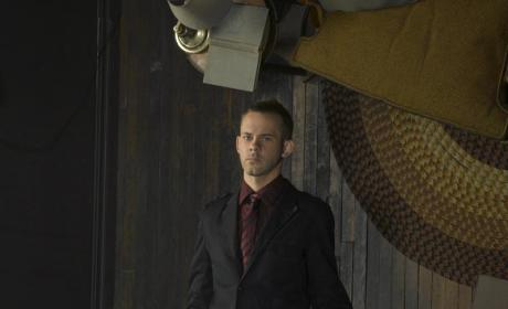 "Dominic Monaghan Dishes on ""Messed Up"" FlashForward Character"