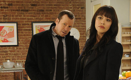 Marisa Ramirez on Blue Bloods