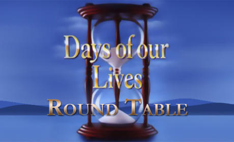 Days of Our Lives Round Table: Steamy Shower Sex Wins!