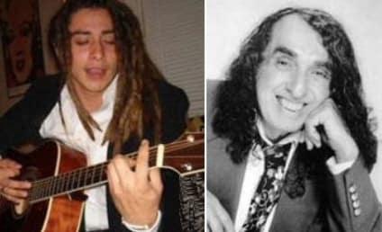American Idol Look-alike: Jason Castro, Tiny Tim