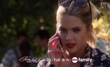 Pretty Little Liars Promo: Get Rid of the Evidence!