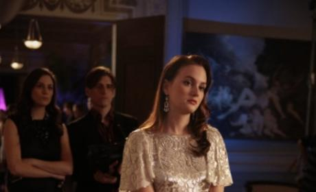 Pensive Blair