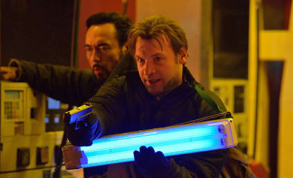 The Strain Season 1: Grade It!