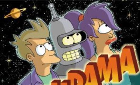 Futurama TV Poster