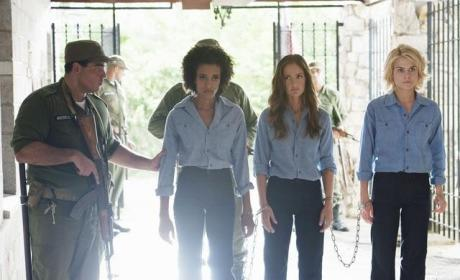 Charlie's Angels Review: Ghosts of Past Angels