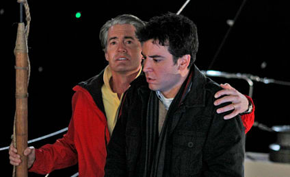 How I Met Your Mother Review: And You Say He's Just a Friend...