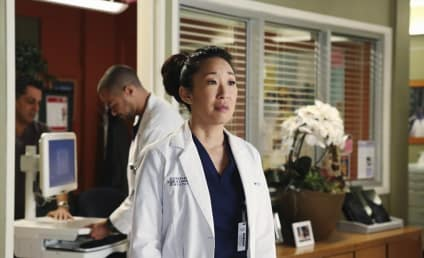 Grey's Anatomy Photo Gallery: What Will Cristina Decide?