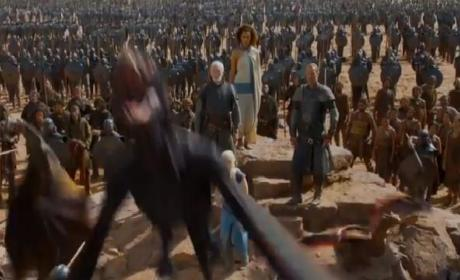 "Game of Thrones Season Finale Trailer: ""Mhysa"""