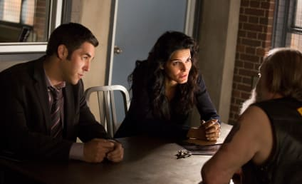 Rizzoli & Isles Review: The Sweat Tea Effect