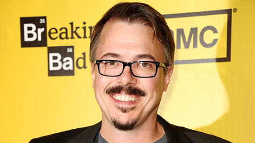 Vince Gilligan Photograph