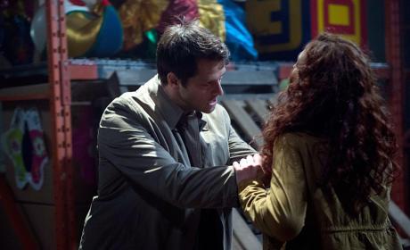 Castiel enraged - Supernatural Season 11 Episode 3