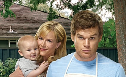 New Dexter Season Four Poster: A Focus on Family