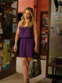 Hilary Duff at NYU