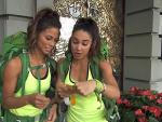 Tiffany and Krista - The Amazing Race