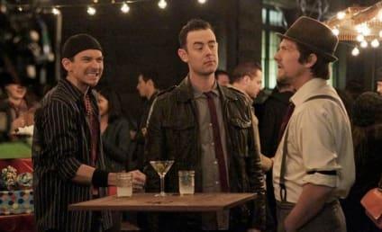 Happy Endings Review: Nightmare on Dave Street