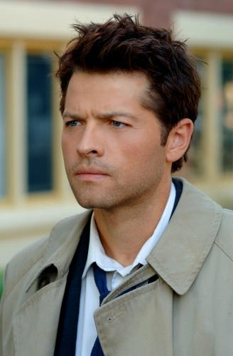 Castiel on Supernatural
