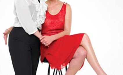 Katherine & Nancy Heigl in InStyle