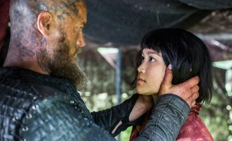 Ragnar and Yidu's Goodbye - Vikings