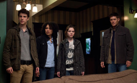 Supernatural Review: Young Blood