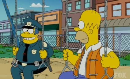 """The Simpsons Review: """"Chief of Hearts"""""""