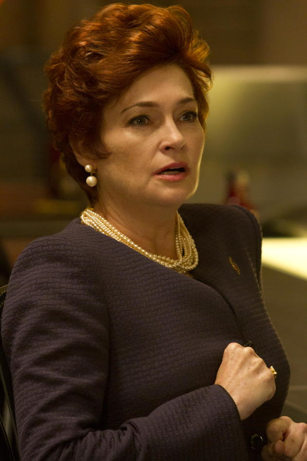 Carolyn Hennesy on True Blood