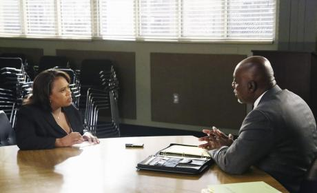 Grey's Anatomy Photo Preview: Bailey Under Fire
