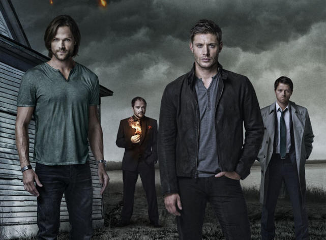The Stars of Supernatural