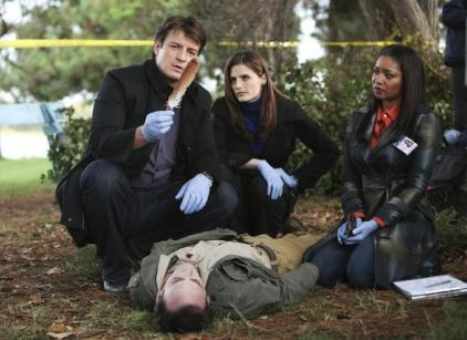 Watch Castle Season 3 Episode 8 Online