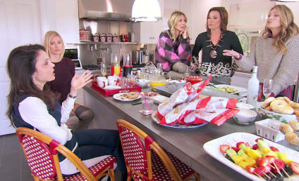 The Real Housewives of New York City Season 7 Episode 3 Review: Battle of the Brunches