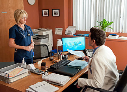 Watch Nurse Jackie Season 4 Episode 6 Online