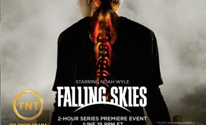 Trio of Falling Skies Posters: Unveiled
